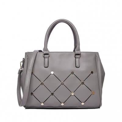 Cutwork-nieten-handtasche